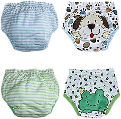 October Elf Unisex Baby Toddler Potty Training Pants Reusable