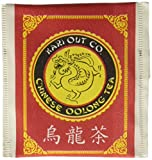 Premium, Full-Flavored Oolong Tea Bags 150 Pack. Traditionally Brewed Caffeinated Drink Helps Brain Functioning. Semi-Fermented and Served at the Best Chinese and Sushi Restaurants.