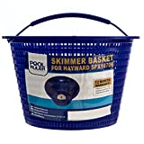 Pool Ruler Skimmer Basket for Hayward SPX1070E & StaRite B9