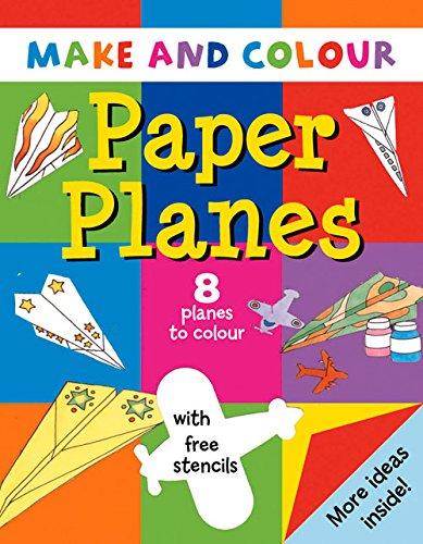 Download Make and Colour Paper Planes PDF