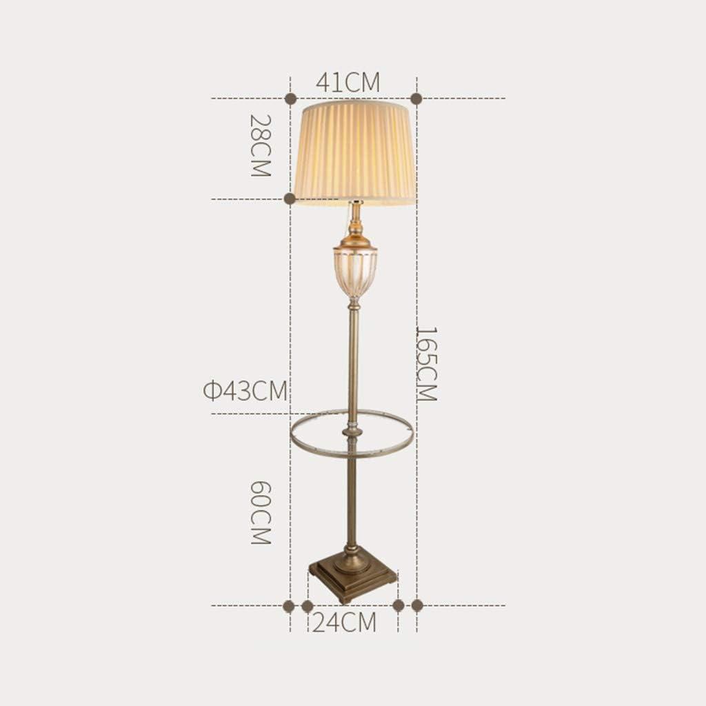 Stehlampe Stehlampe Wohnzimmer Sofa Runder Couchtisch European
