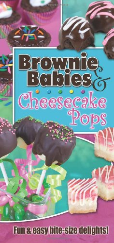 Brownie Babies & Cheesecake Pops