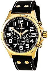 TW Steel Pilot Men's Chronograph Watch TW418