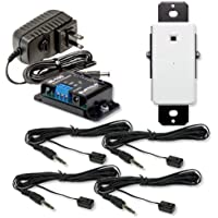 Buffalo Electronics IR250KIT J-Box In-Wall IR Receiver Kit