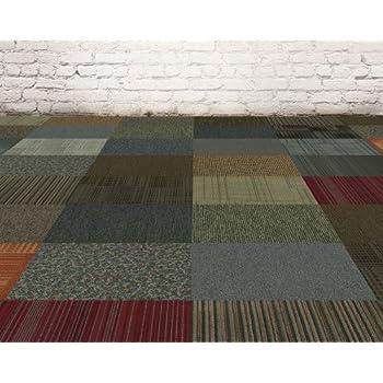 Dean Flooring Company Affordable 24 x 24 Commercial Carpet Tile