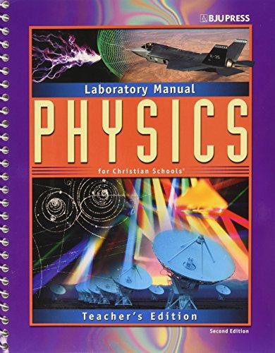 (Physics Lab Manual Teachers)