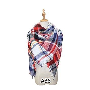 298c6fdbf421 XBR-Schal xbrca shmere – écharpes Mode – Écharpe à Carreaux nachahmung  nachahmung Cashmere –