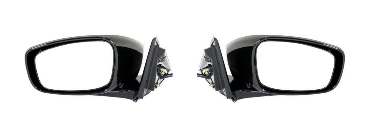 amazon com cpp driver \u0026 passenger side paint to match heated mirroramazon com cpp driver \u0026 passenger side paint to match heated mirror for infiniti g25, g37 automotive