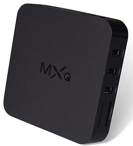 MXQ S805 Quad Core Android Smart Tv Box Support 802 11b