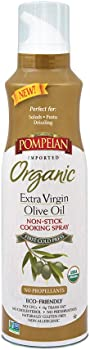 Pompeian Organic Extra Virgin Olive Oil Cooking Spray