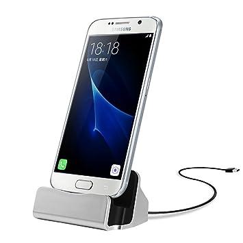 Universal Micro USB Base de carga Dockingstation Cargador ...