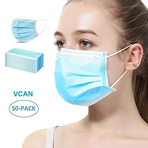 VCAN 50 Pcs Disposable