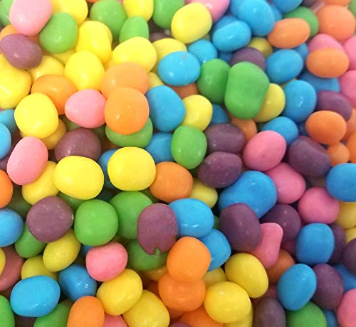 (CrazyOutlet Pack - Wonka Sweetart Easter Jelly Beans Candy, Easter Bulk Candy, 3 Lbs)