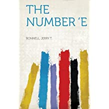 The Number 'e