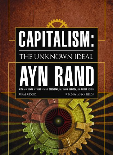 Capitalism: The Unknown Ideal  (Library Edition) by Blackstone Audio, Inc.