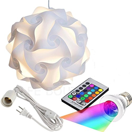 Outdoor Puzzle Lights in US - 4