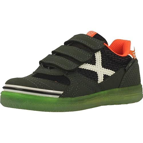 Munich G-3 Kid VCO Glow, Zapatillas de Deporte Unisex Niños: Amazon.es: Zapatos y complementos
