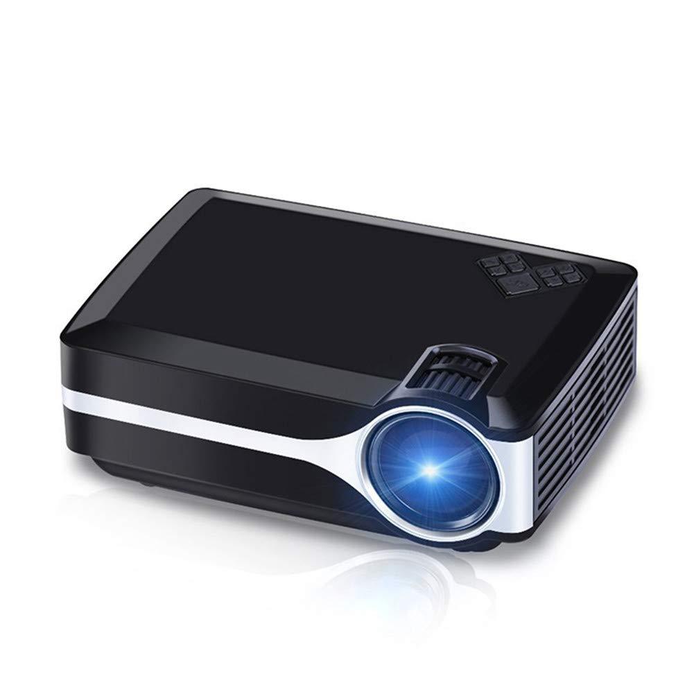 Proyector LED Mini Proyector Portátil De Video HD con 150 Pulgadas ...