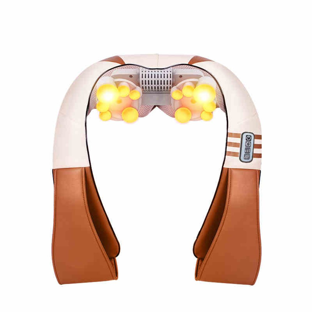 HAIZHEN マッサージチェア フルボディマッサージ器の電気運動振動指圧の混乱指圧リウマチの痛みを和らげる頭の血液循環を促進する   B07BCHY24Q