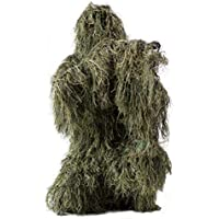 VIVO Ghillie Suit Camo Woodland Camouflage Forest Hunting...