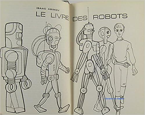 Livres gratuits Le livre des robots pdf, epub ebook