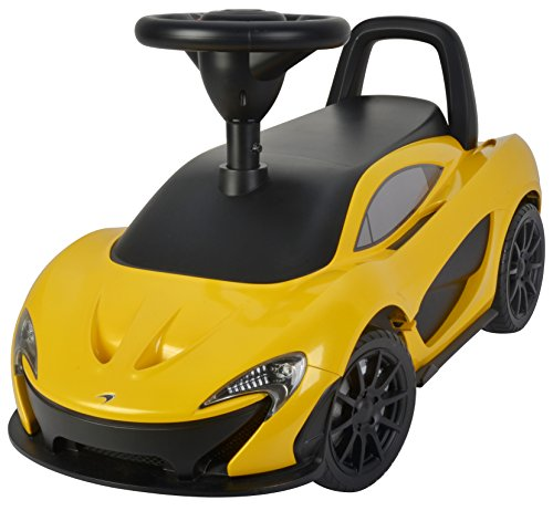 Walker Rover Range - Best Ride On Cars Mclaren Push Car, Yellow