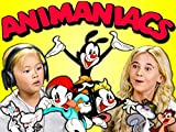 Kids React To Animaniacs (25th Anniversary)