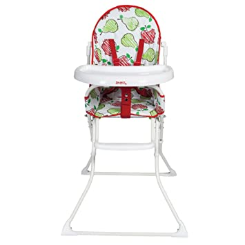 Swell Amazon Com Red Kite Feed Me Apples And Pears Highchair Baby Dailytribune Chair Design For Home Dailytribuneorg