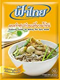 5 Packs x 75 g. Fa Thai Brand Seasoning Powder for Making Thai Spicy Noodle Soup Thailand Food By jawnoy shop