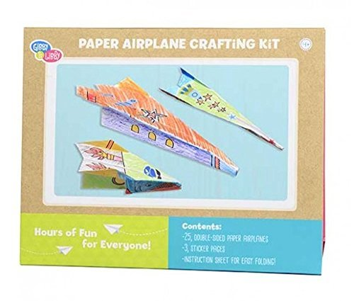 C.R Gibson Paper Airplane Crafting Kit