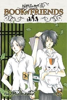 Natsume's Book of Friends, Vol. 8 (Natsume's Book of Friends) by [Midorikawa, Yuki]