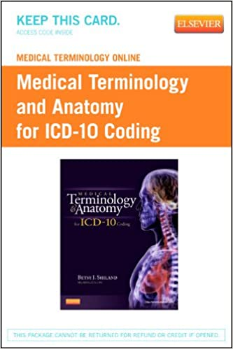 Medical Terminology Online For Medical Terminology And Anatomy For