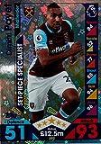 Match Attax 16/17 > Dimitri Payet West Ham United Set-Piece Specialist > #392
