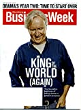 Business Week February 1 2010 James Cameron/Avatar on Cover, China in Iraq, Charlie Rose Interviews Prince Alwaleed bin Talal, Apple Eyes Bing