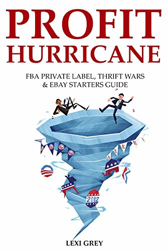 PROFIT HURRICANE (3 in 1 bundle): FBA PRIVATE LABEL, THRIFT WARS & EBAY STARTERS - Online For Store Shipping Policy