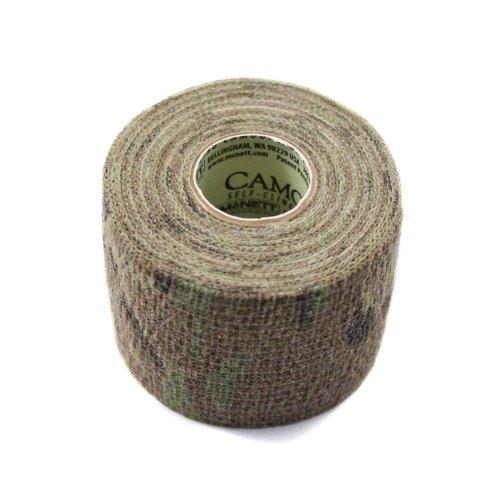 Multicam Cling Wrap Reusable Heavy Duty Fabric Wrap Tactical Reusable