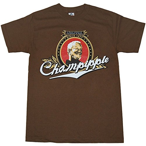 Sanford and Son Champipple Adult T-Shirt-X-Large (The Best Of Sanford And Son)