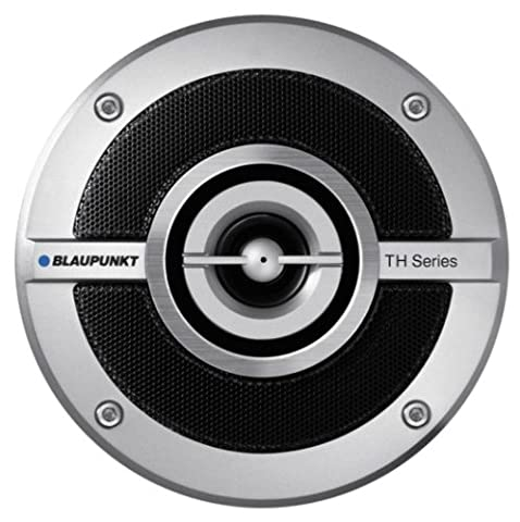 Blaupunkt THx-402 4-Inch 2-Way Thin Mount Coaxial Speakers - Slim Mount Coaxial Speakers