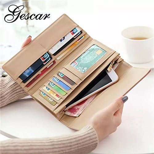 Women Ladies Wallets and Clutches/Imported Wallet with High Quality Long Women's Clutches