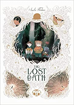 Book's Cover of The Lost Path (Inglés) Tapa dura – 10 abril 2018