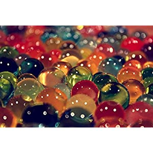 Water Beads for Kids, Ultra Durable Special Needs Toys, Sensory Toys 8000 ct