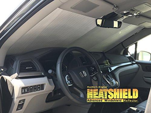 Heat Shield Windshield Sunshade (Sunshade for 2018 Honda Odyssey w/Forw Coll Sensor Heatshield Windshield Sunshade #1770)