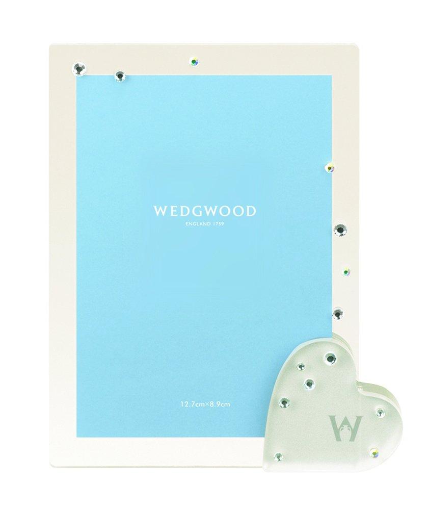 【正規輸入品】 ウェッジウッド ブリスタイム ピクチャーフレーム BLS00100002 B00R0KY5I6
