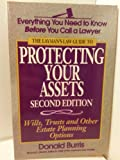 Protecting Your Assets, Donald Burris, 1564140865