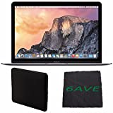 "Apple 13.3"" MacBook Pro MF841LL/A Notebook Computer with Retina Display + Padded Case For Macbook + MicroFiber Cloth Bundle"
