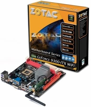 BIOS Chip:ZOTAC GF9300-G-E ITX WIFI GeForce 9300