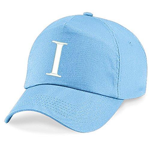 Z Enfants Letter I Cap Unisexe A De New Garçon Brodé Chapeau Bleu Casquette Bonnet Fille 4sold Baseball wPBq8qY