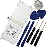 """Replacement Battery for Samsung Galaxy Tab 4 10.1"""" T530 SM-T530NU T531 T535 EB-BT530FBC EB-BT530FBE EB-BT530FBU"""