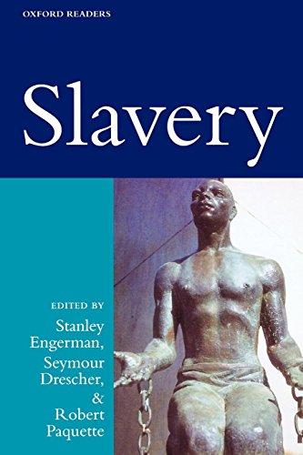 Slavery (Oxford Readers)