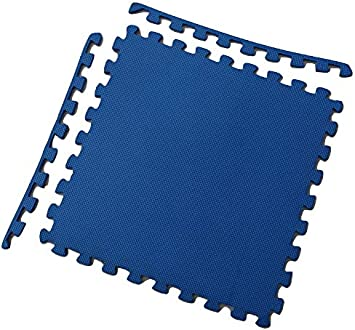 Suelo goma eva o puzle suelo bebé. 60x60, espesor 10 mm
